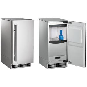 ScotsmanBrilliance ® Nugget Ice Machine Model SCN60