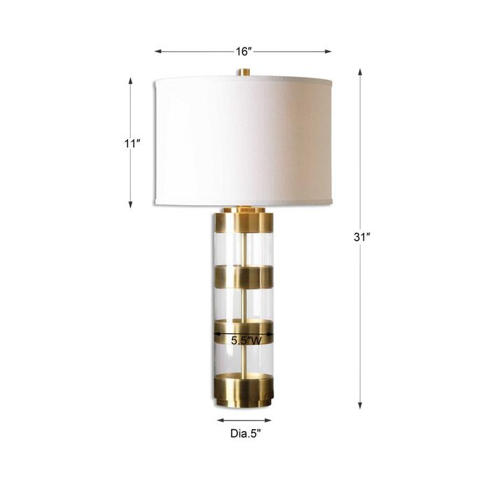 Uttermost - Angora Table Lamp