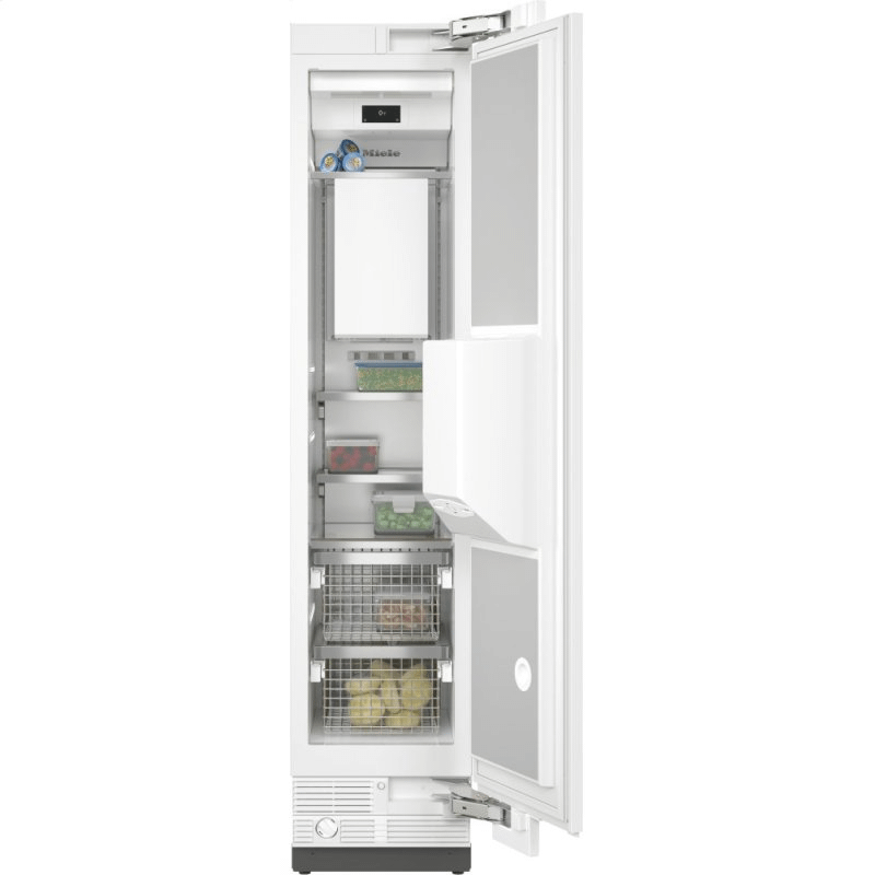 F 2462 Vi - MasterCool™ freezer Integrated IceMaker features separate water and ice dispensers.