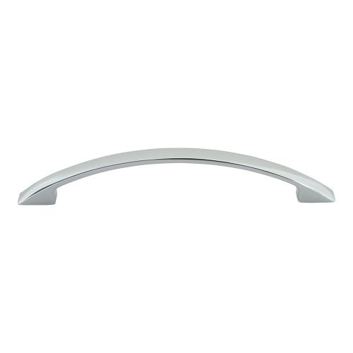Modern Arch Pull 5 1/16 Inch (c-c) - Polished Chrome