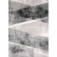Soho 8940 Grey White Teal 6 x 8