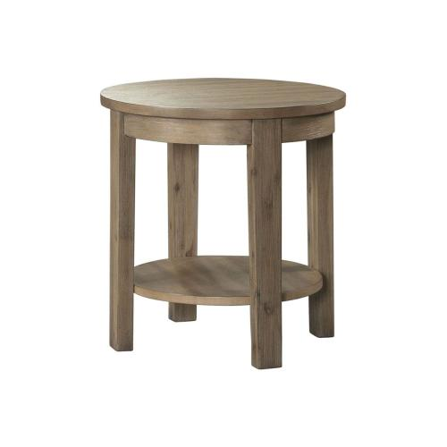 Lane Home Furnishings - 7041 Round End Table