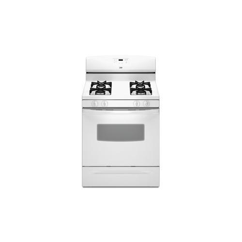 Estate - (TGS325VQ) - 30 Self-Cleaning Freestanding Gas Range