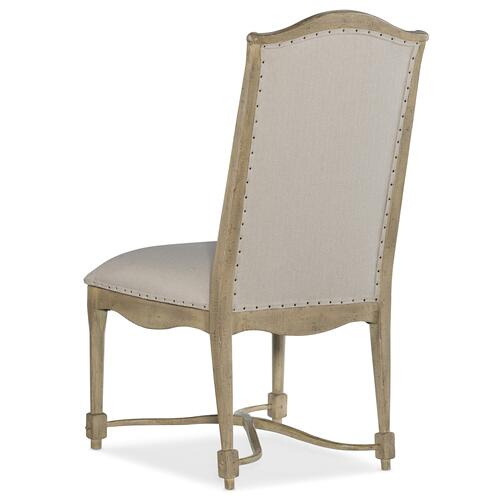 Product Image - Ciao Bella Upholstered Back Side Chair - 2 per carton/price ea