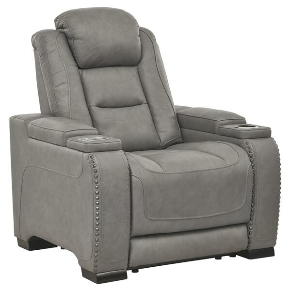 The Man-den Power Recliner