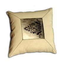 Braxton Pillow Wheat Cotton