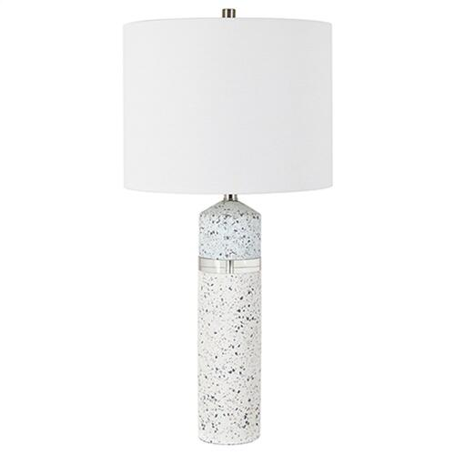 Hollis Column Table Lamp