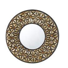 Slano Round Pu BeveLED Mirror