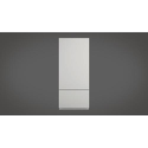 "36"" Built-in Fridge - Left Door - Overlay Panel"