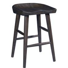 See Details - Hops Saddle Seat Gathering Stool