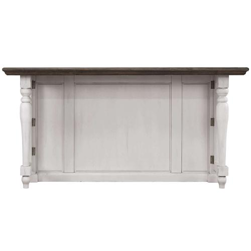 Product Image - Kitchen Island w/Drop Leaf - French Chic