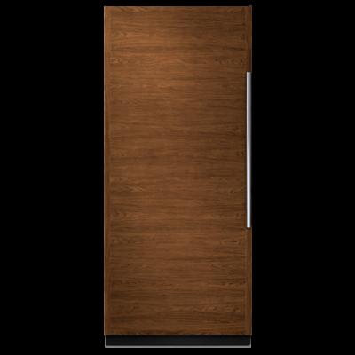 "Jennair36"" Built-In Refrigerator Column (Left-Hand Door Swing)"