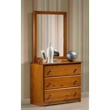 See Details - Tucson Single Dresser, Mirror