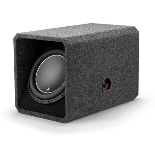 JL Audio - Single 12W6v3 H.O. Wedge, Ported, 2