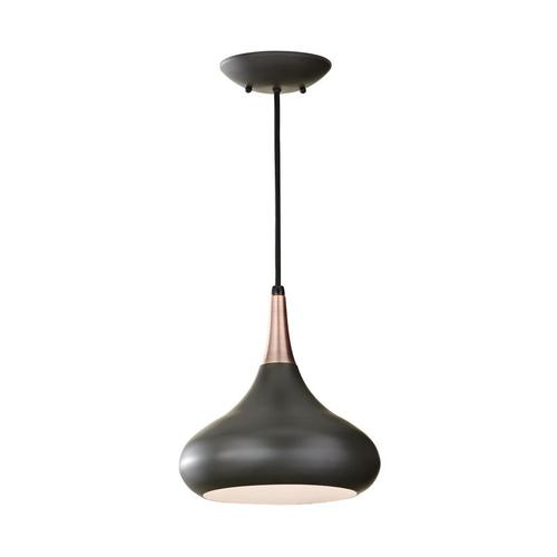 Belle Medium Pendant Dark Bronze