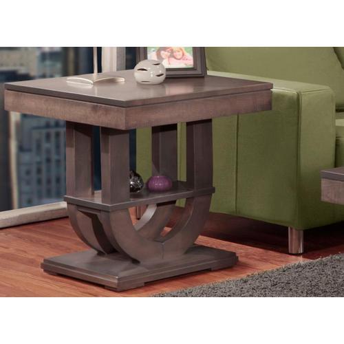 - Contempo Pedestal End Table