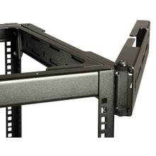 On-wall Swing Out Rack Accessory - Fits Open Frame AV Racks