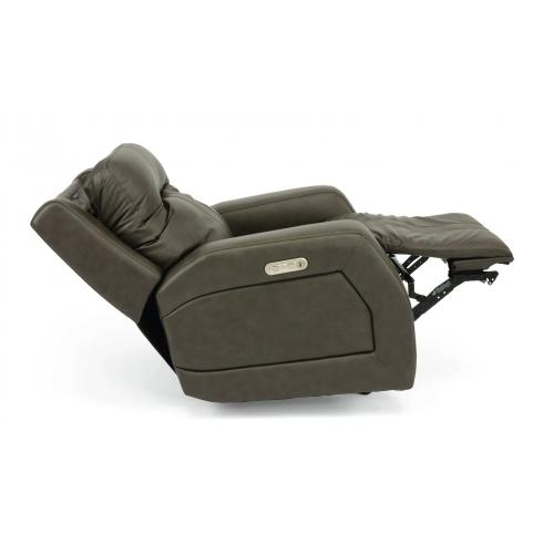 Duke Power Gliding Recliner with Power Headrest