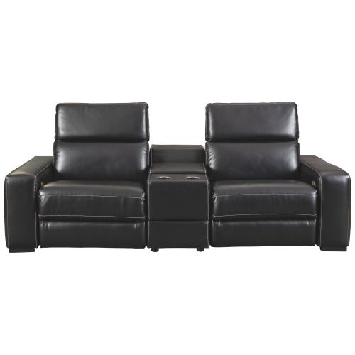 Mantonya 3-piece Power Reclining Sectional