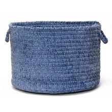 "Spring Meadow Basket S501 Petal Blue 14"" X 10"""