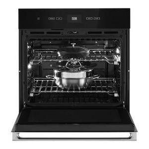 """JennAir - NOIR™ 30"""" Single Wall Oven with MultiMode® Convection System"""