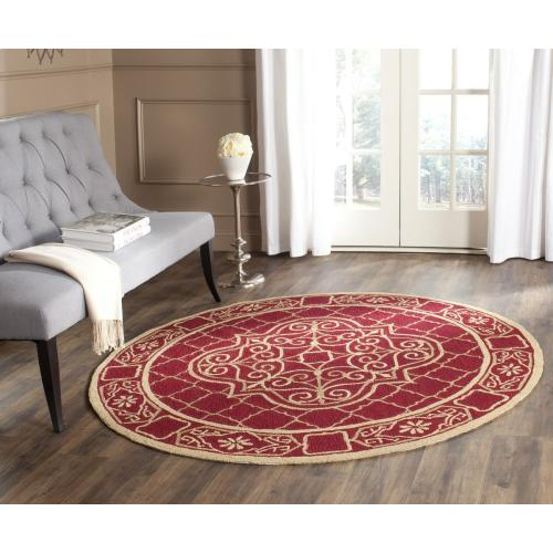 Easy Care Hand Tufted Rug