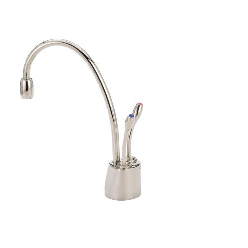 Indulge Contemporary Hot/Cool Faucet (F-HC1100-Polished Nickel)