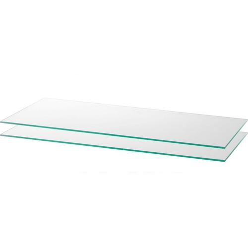 Skovby #72218 Glass Shelves