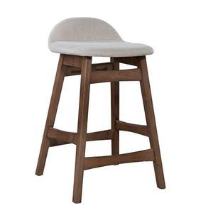 Liberty Furniture Industries - Barstool30 - Light Tan (RTA)