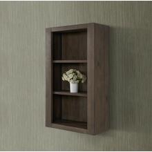 "River View 20x9"" Hutch - Coffee Bean"