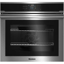 "Blomberg BWOS30200    30"" Single Wall Oven, self clean, cool touch glass, stainless"