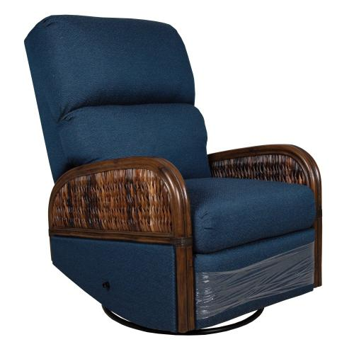 Recliner, Recliner Arms available in Seagrass Finish.