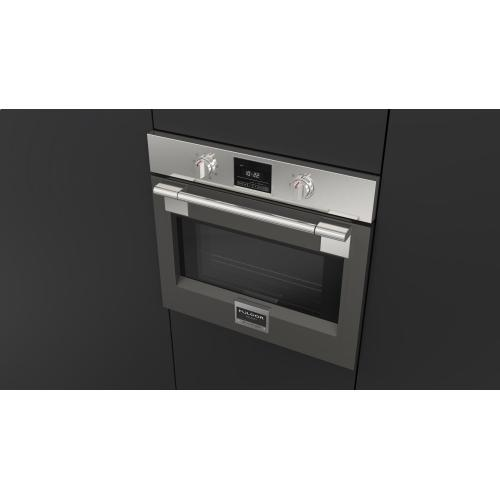 "30"" Pro Single Oven - Matte Grey"