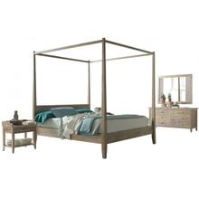 Lyra 4 PC King Bedroom Set