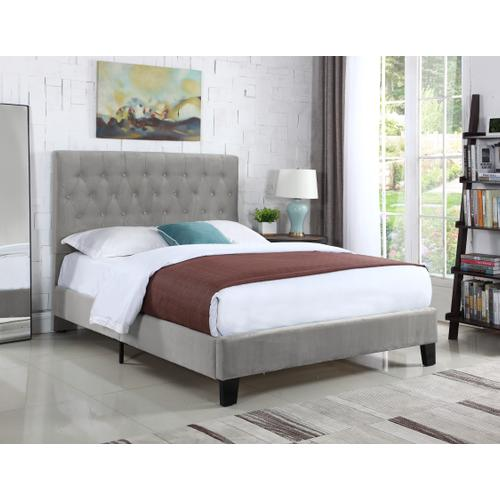 Emerald Home Furnishings - Queen Upholstered Bed