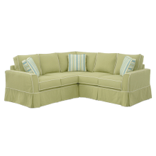 2395 LSF Loveseat, 2395 Corner Wedge, 2395 RSF Loveseat