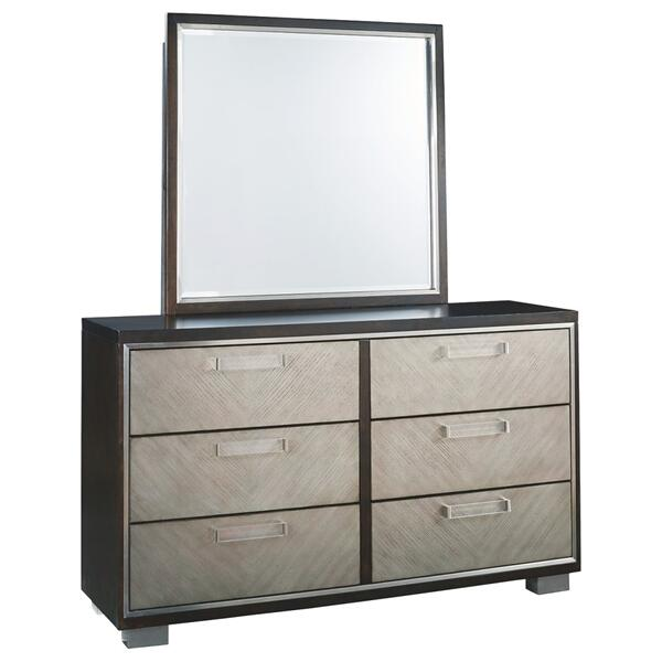Maretto Dresser and Mirror
