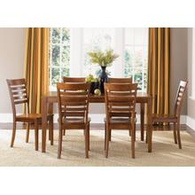 View Product - Rectangular Leg Table