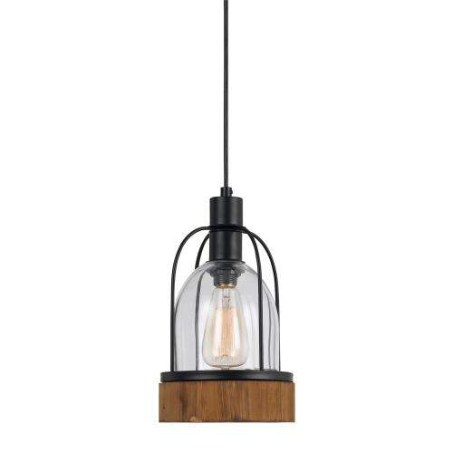 60W Beacon Glass Pendant(Edison Bulbs Not included)