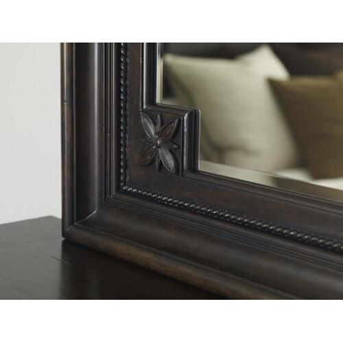 Factory Closeouts - A.R.T. Furniture Collection One Champlain Landscape Mirror - Espresso