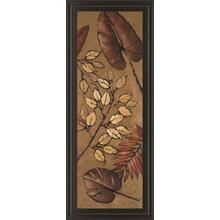 """Indian Summer III"" By Lanie Loreth Framed Print Wall Art"