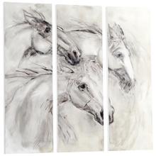 See Details - Galloping Wall Art