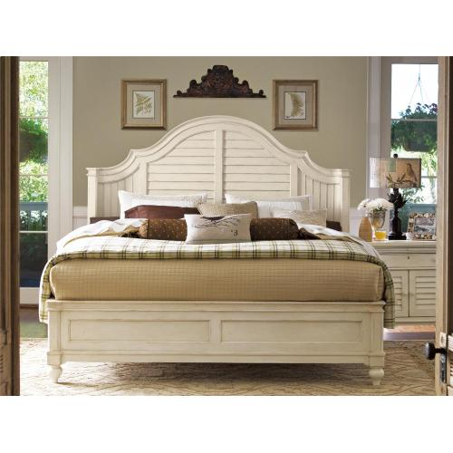Steel Magnolia Cal King Bed