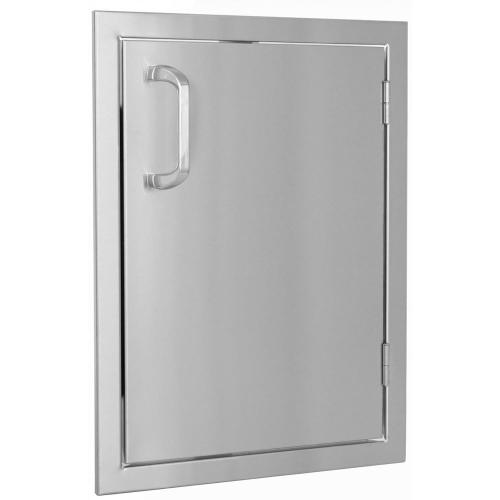 Single Vertical Door - 14Wx24H
