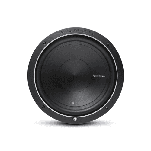 """Rockford Fosgate - Punch 12"""" P1 4-Ohm SVC Subwoofer"""