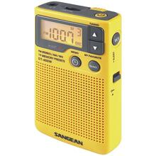 Digital AM/FM Pocket Radio with Weather Alert