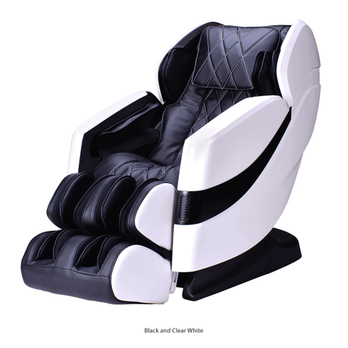 Advanced L-track massage chair