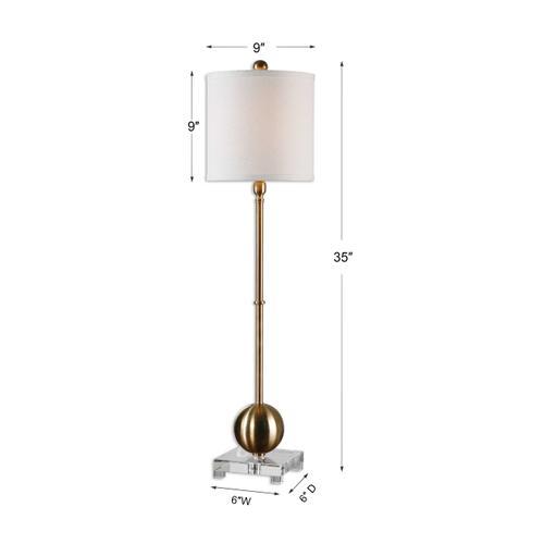 Uttermost - Laton Buffet Lamp