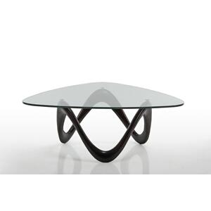 Twill Brown Coffee Table