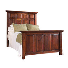 Tall Panel Bed